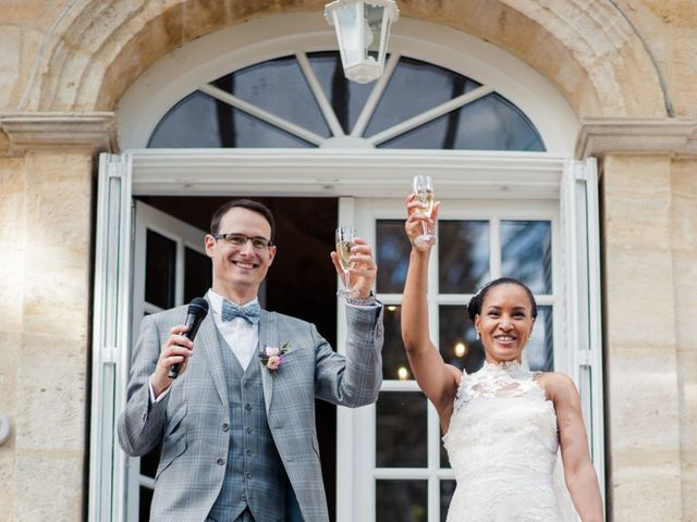 Le mariage de Sebastien et Jessie à Bordeaux, Gironde 92