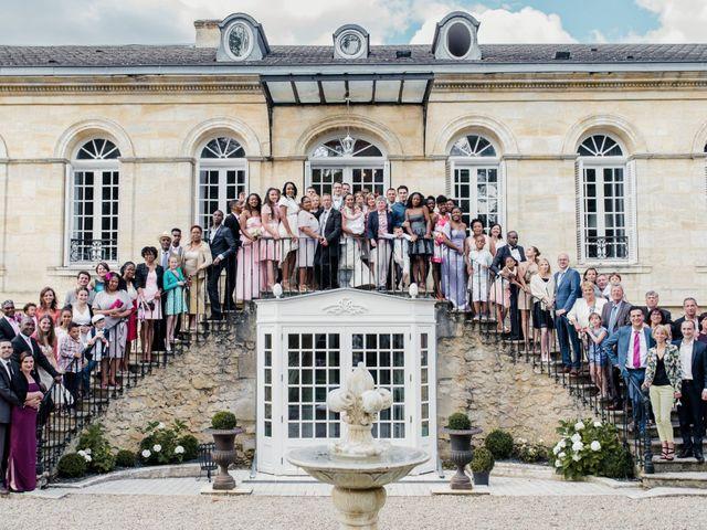 Le mariage de Sebastien et Jessie à Bordeaux, Gironde 105