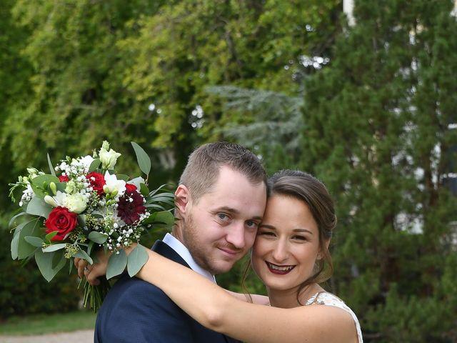 Le mariage de Benjamin et Charlotte à Sury-aux-Bois, Loiret 4