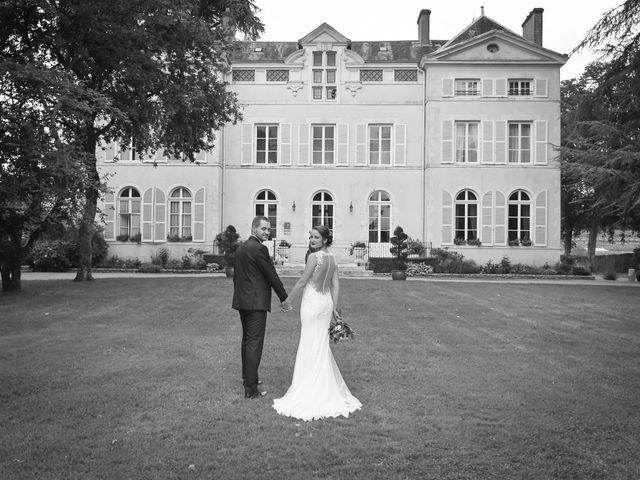 Le mariage de Benjamin et Charlotte à Sury-aux-Bois, Loiret 5