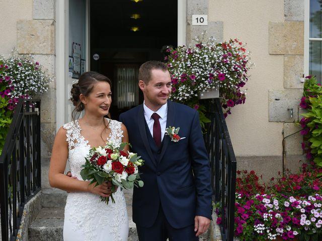 Le mariage de Benjamin et Charlotte à Sury-aux-Bois, Loiret 10