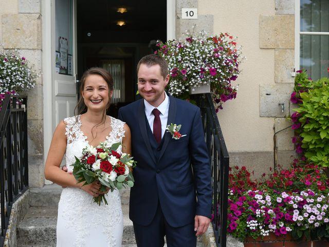 Le mariage de Benjamin et Charlotte à Sury-aux-Bois, Loiret 11