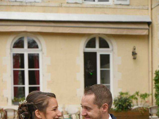 Le mariage de Benjamin et Charlotte à Sury-aux-Bois, Loiret 13