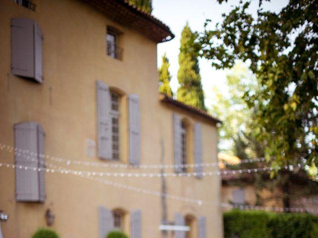 Le mariage de Robin et Emilie à Aix-en-Provence, Bouches-du-Rhône 11
