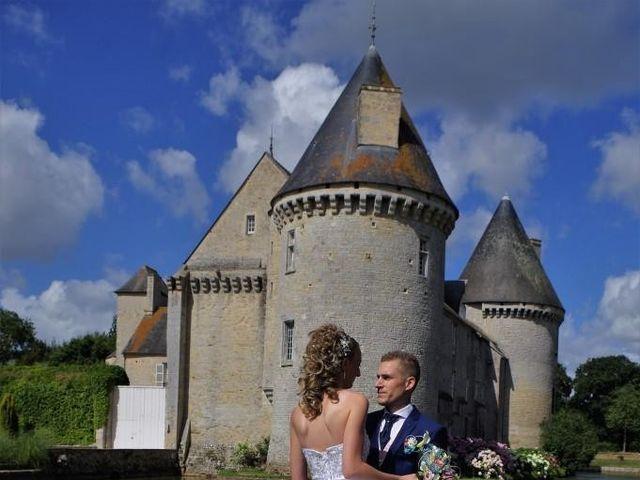 Le mariage de Sylvain et Alexandra à Moon-sur-Elle, Manche 3