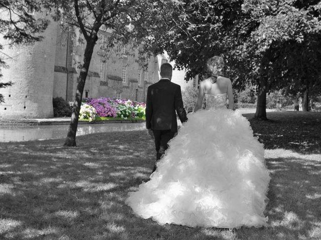Le mariage de Sylvain et Alexandra à Moon-sur-Elle, Manche 2