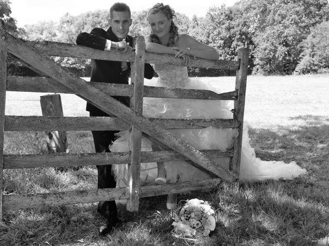 Le mariage de Sylvain et Alexandra à Moon-sur-Elle, Manche 5