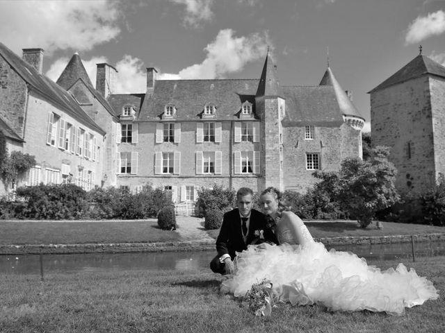 Le mariage de Sylvain et Alexandra à Moon-sur-Elle, Manche 7