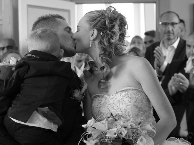 Le mariage de Sylvain et Alexandra à Moon-sur-Elle, Manche 13