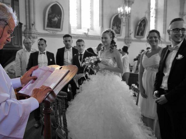 Le mariage de Sylvain et Alexandra à Moon-sur-Elle, Manche 19
