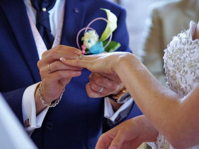 Le mariage de Sylvain et Alexandra à Moon-sur-Elle, Manche 21