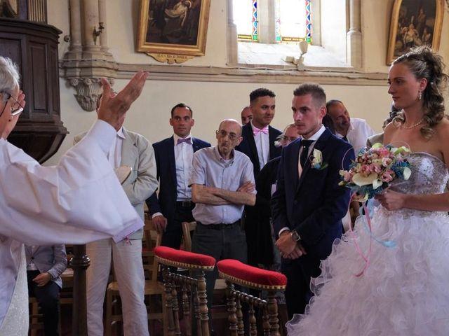 Le mariage de Sylvain et Alexandra à Moon-sur-Elle, Manche 25
