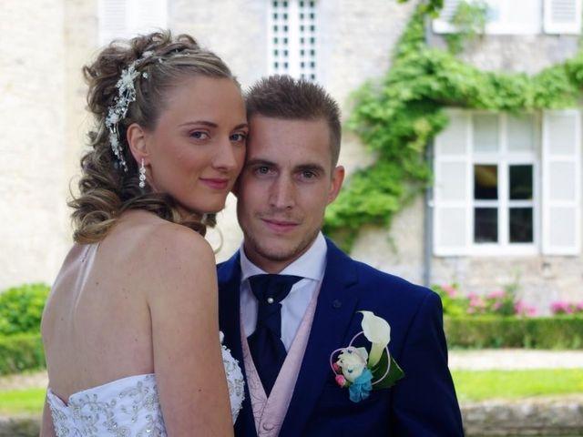 Le mariage de Sylvain et Alexandra à Moon-sur-Elle, Manche 36