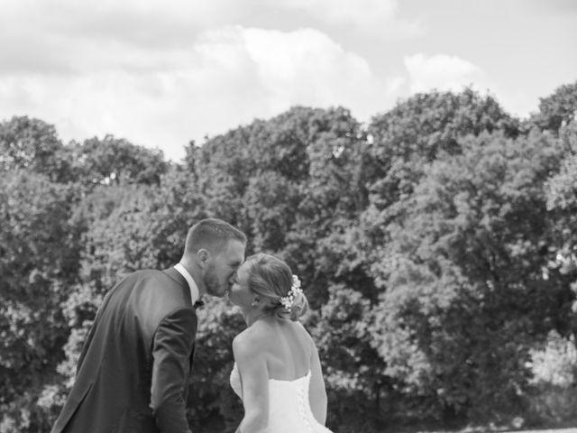 Le mariage de Alexis et Jessica à Varennes-Jarcy, Essonne 92