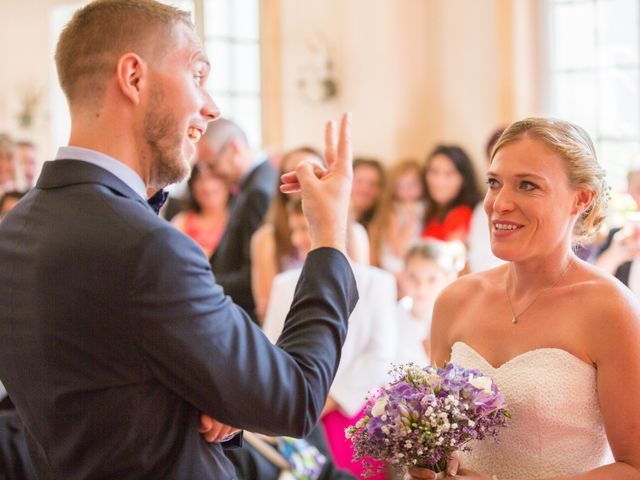 Le mariage de Alexis et Jessica à Varennes-Jarcy, Essonne 1