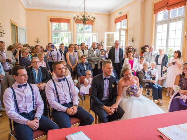Le mariage de Alexis et Jessica à Varennes-Jarcy, Essonne 134