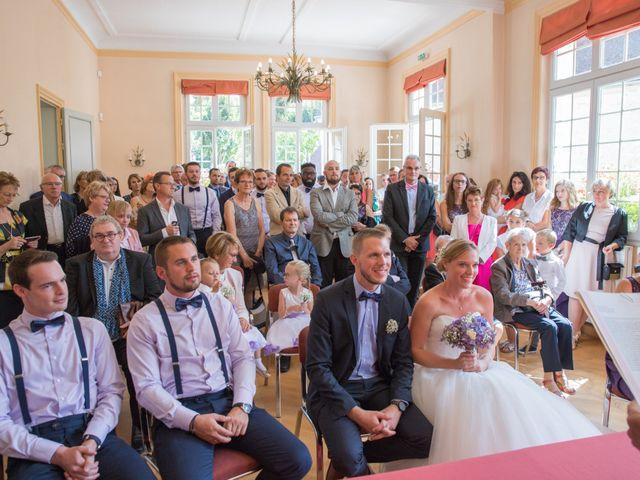 Le mariage de Alexis et Jessica à Varennes-Jarcy, Essonne 142