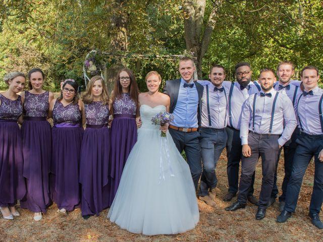 Le mariage de Alexis et Jessica à Varennes-Jarcy, Essonne 204