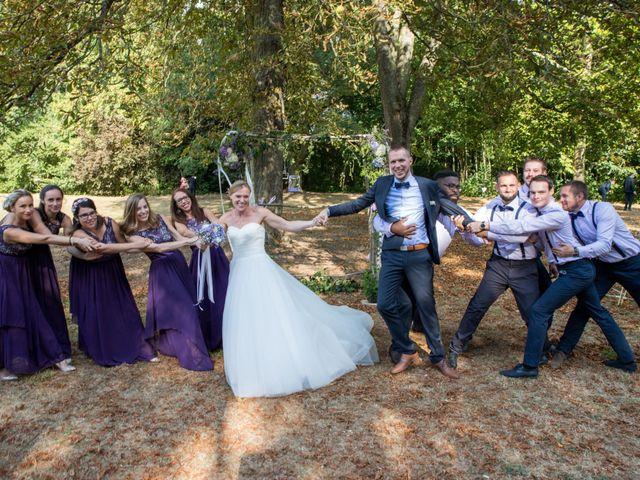 Le mariage de Alexis et Jessica à Varennes-Jarcy, Essonne 205