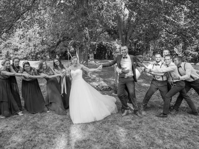 Le mariage de Alexis et Jessica à Varennes-Jarcy, Essonne 206