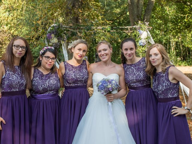 Le mariage de Alexis et Jessica à Varennes-Jarcy, Essonne 209