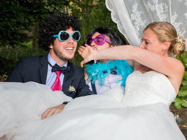 Le mariage de Alexis et Jessica à Varennes-Jarcy, Essonne 3