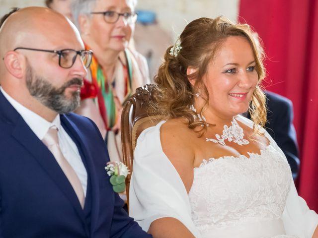 Le mariage de Cédrik et Pascaline à Pons, Charente Maritime 11