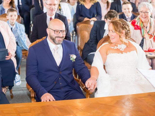 Le mariage de Cédrik et Pascaline à Pons, Charente Maritime 12
