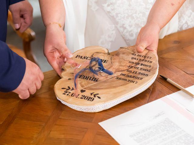 Le mariage de Cédrik et Pascaline à Pons, Charente Maritime 15