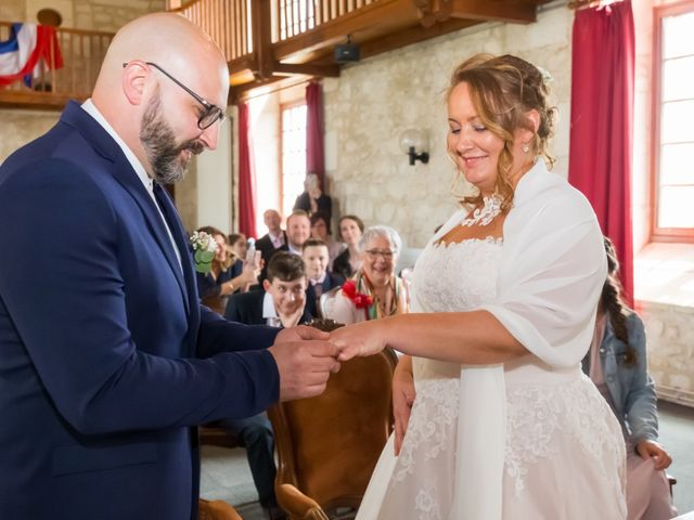 Le mariage de Cédrik et Pascaline à Pons, Charente Maritime 17