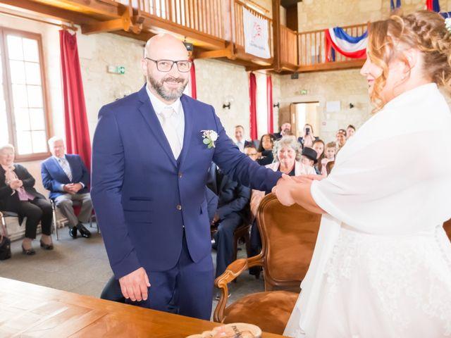 Le mariage de Cédrik et Pascaline à Pons, Charente Maritime 19