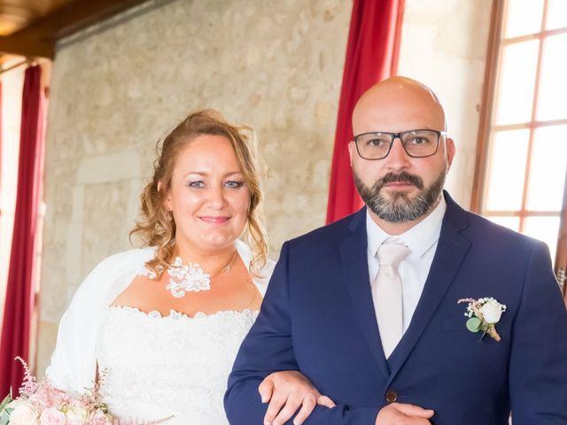 Le mariage de Cédrik et Pascaline à Pons, Charente Maritime 20