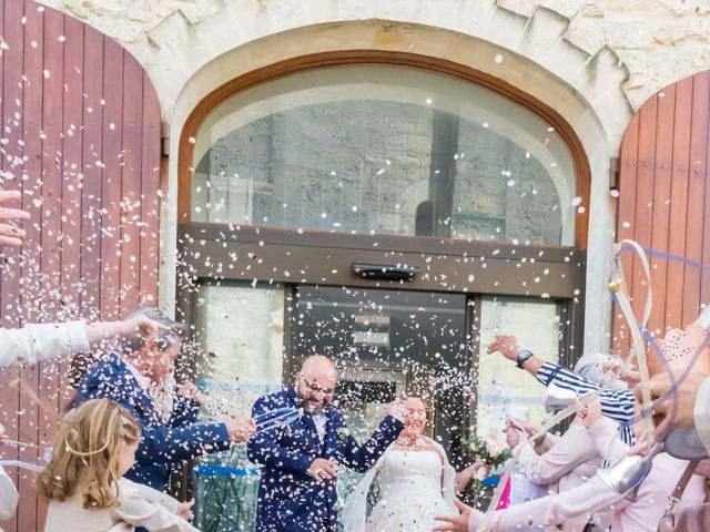 Le mariage de Cédrik et Pascaline à Pons, Charente Maritime 22