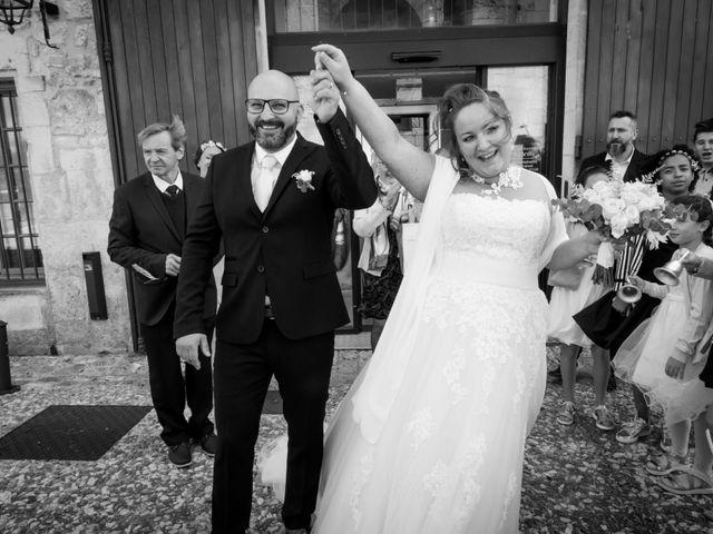 Le mariage de Cédrik et Pascaline à Pons, Charente Maritime 23
