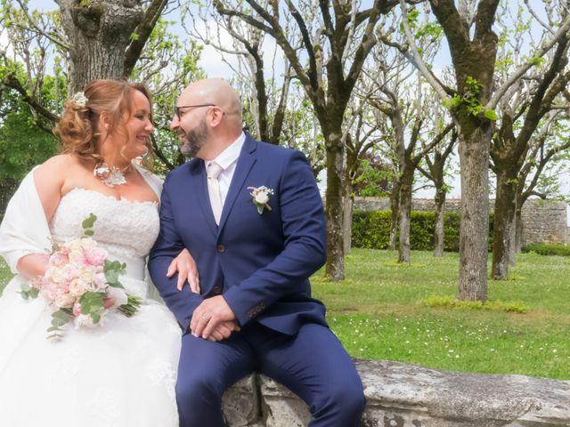 Le mariage de Cédrik et Pascaline à Pons, Charente Maritime 34
