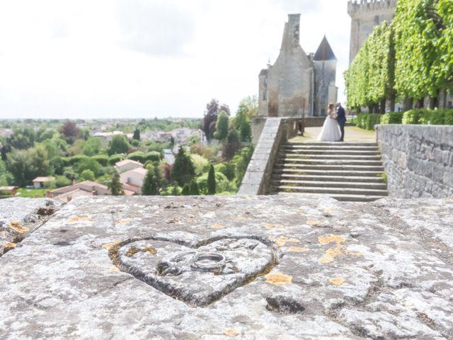 Le mariage de Cédrik et Pascaline à Pons, Charente Maritime 2
