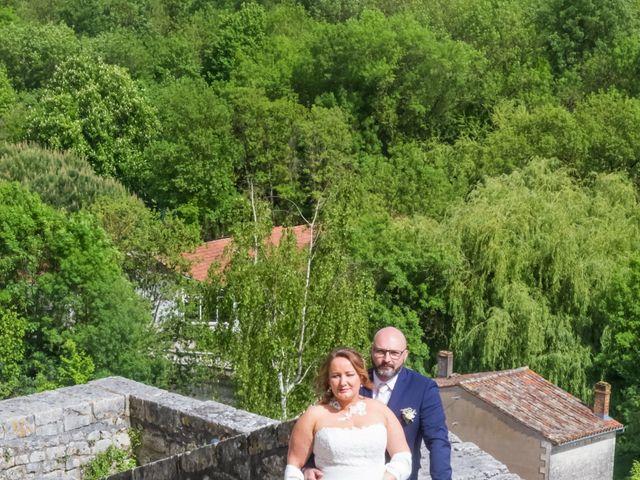 Le mariage de Cédrik et Pascaline à Pons, Charente Maritime 51