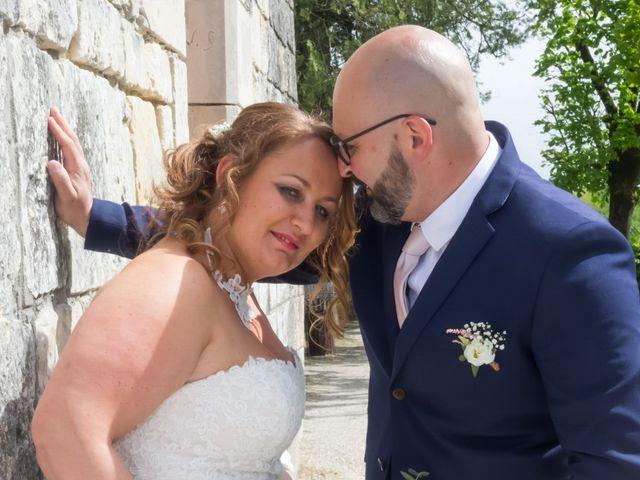 Le mariage de Cédrik et Pascaline à Pons, Charente Maritime 54