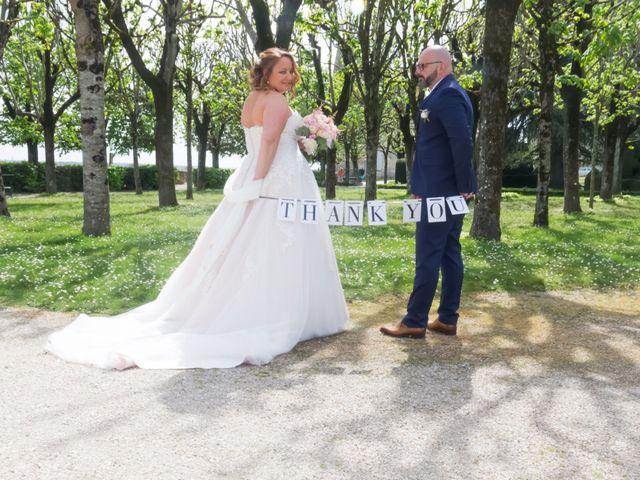 Le mariage de Cédrik et Pascaline à Pons, Charente Maritime 56