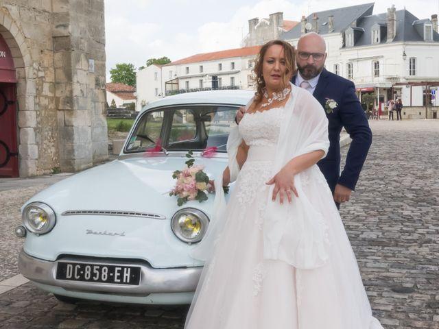 Le mariage de Cédrik et Pascaline à Pons, Charente Maritime 68