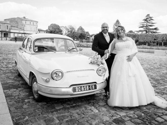 Le mariage de Cédrik et Pascaline à Pons, Charente Maritime 69