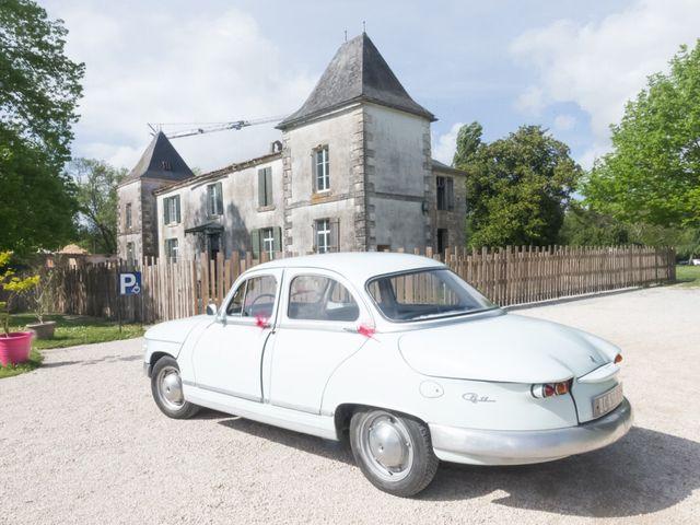 Le mariage de Cédrik et Pascaline à Pons, Charente Maritime 71