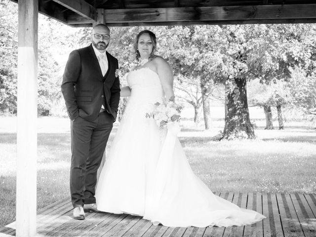 Le mariage de Cédrik et Pascaline à Pons, Charente Maritime 74