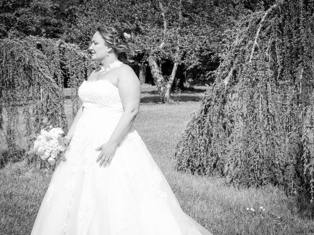 Le mariage de Cédrik et Pascaline à Pons, Charente Maritime 76