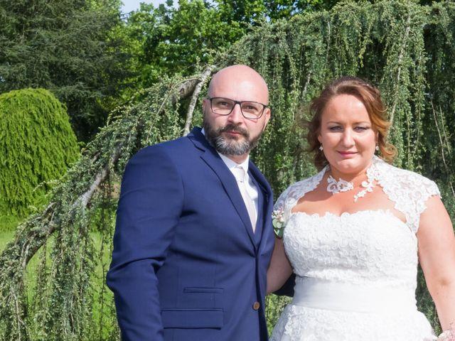 Le mariage de Cédrik et Pascaline à Pons, Charente Maritime 77