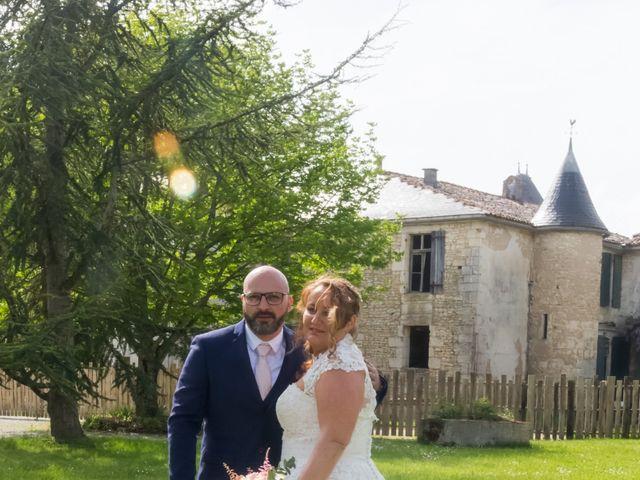Le mariage de Cédrik et Pascaline à Pons, Charente Maritime 78