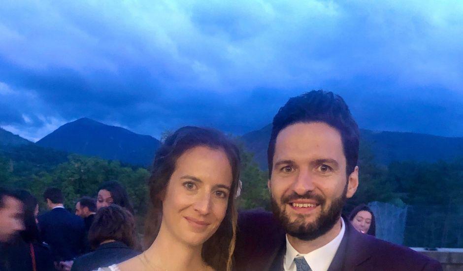 Le mariage de Guillaume et Claire à Vesc, Drôme