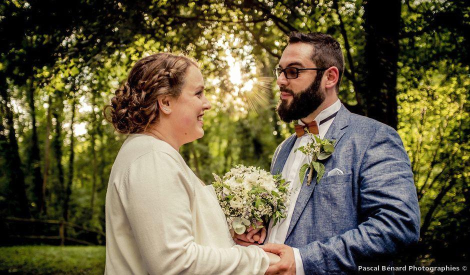 Le mariage de Maxime et Anne Laure à Saint-Rémy-la-Vanne, Seine-et-Marne