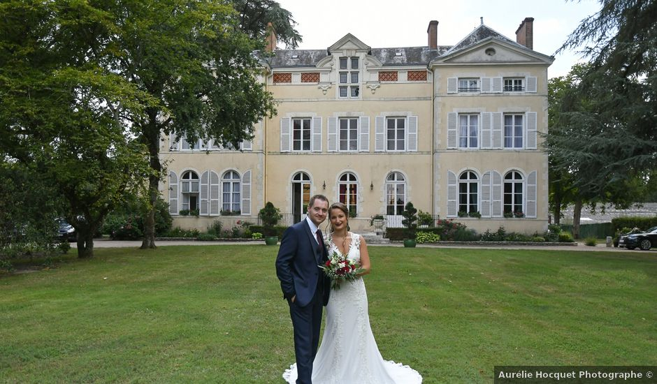 Le mariage de Benjamin et Charlotte à Sury-aux-Bois, Loiret