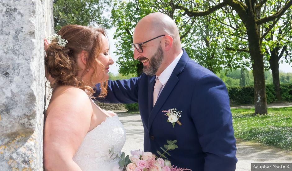 Le mariage de Cédrik et Pascaline à Pons, Charente Maritime